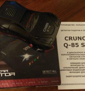 Радар-детектор Crunch Q85 STR