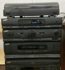Музыкал ный центр Samsung