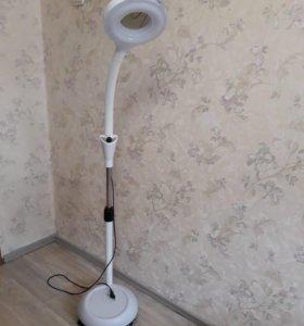 Профессиональная лампа-лупа