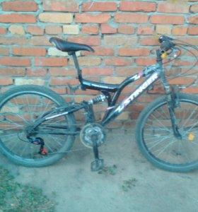 Горный скоростной велосипед