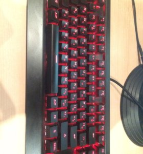 Клавиатура Oklick 930g v2 iron edge
