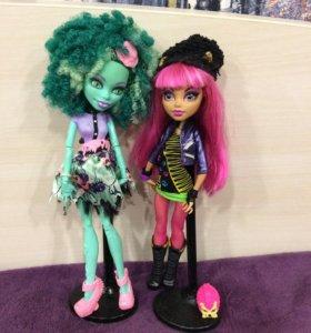 Две любые куклы монстр хай за 1500!