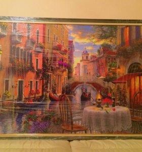 Картина из пазл «Венеция»
