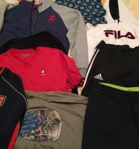 Вещи, мужская одежда 56-58
