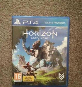 Игра Horizon Zero Dawn на ps4
