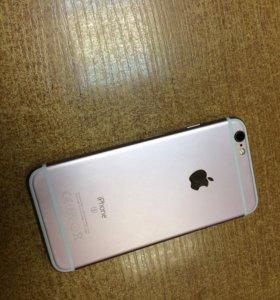iPhone 6s Golden Rose 16gb