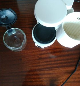 Кофеварка браун