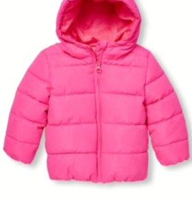 Куртка для девочки демисезон 3-4 года