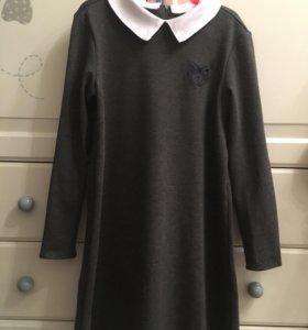 Платье школьное р152