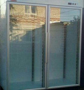 Холодильник шкаф