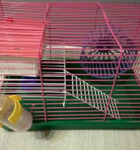 Клетка для хомяков,крыс