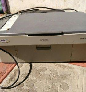 Мфу и лазерный принтер