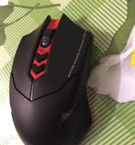 Игровая,беспроводная мышка ET-Easterntimes tech