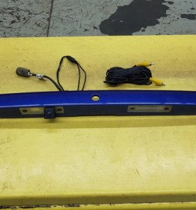 Ручка багажника Лачетти седан (оригинал, синий)