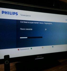 """жк-телевизор PHILIPS 37"""" (94см)"""