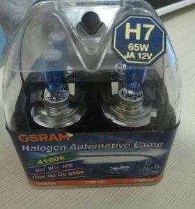 Лампы Osram H7 65w