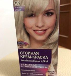 Краска для волос Palette (Пепельный блондин)