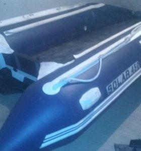 Лодка 4500