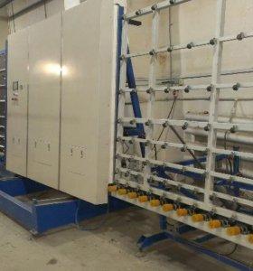 Оборудование цеха по производству окон