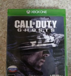 Call of Duty Ghosts рус
