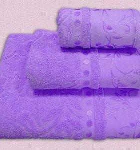 Новые наборы полотенец
