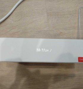 Xiaomi Mi max 2 4/128 золотой цвет