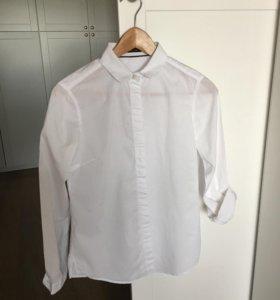 Рубашка-блузка MassimoDutti