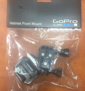 GoPro Комплект крепления на шлем AHFMT-001