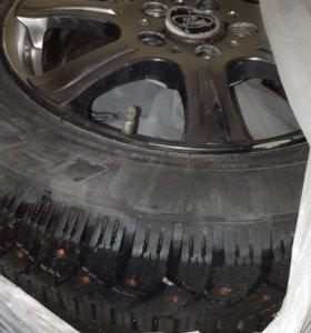 Колеса на форд фокус 2й дорейсталинг