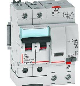 Legrand DX3 Дифф. автоматический выключатель