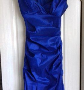 Платье-футляр Ynes