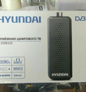Цифровая приставка DVB-T2 в автомобиль(новая)