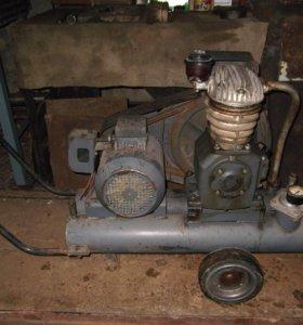 Копрессор промышленный СО-7Б.