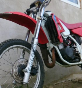 Honda crm 80
