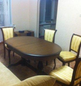 Стол 4 стула
