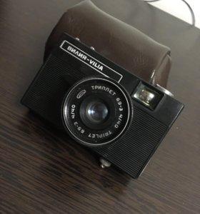 Фотоаппарат Вилия раритет