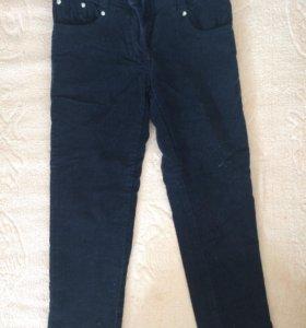 Тёплые штаны для девочки 4 года