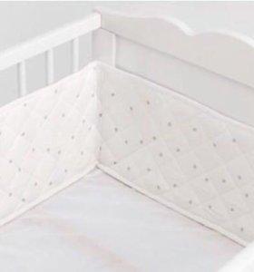 Бортики IKEA со звёздочками