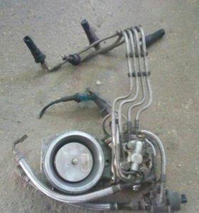 Механический инжектор ауди 100