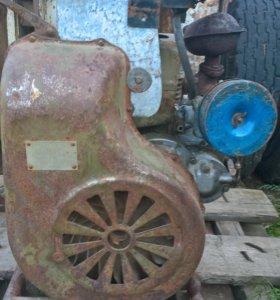 двигатель УД-1 заводной.