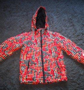 Зимний комплект детской одежды 5 - 7 лет