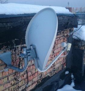 Ремонт спутникового телевидения