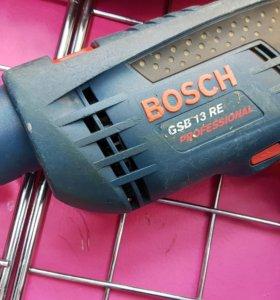 Ударная дрель Bosch