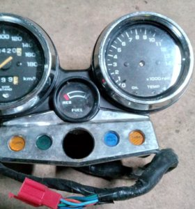 Приборка от мотоцикла Honda CB400