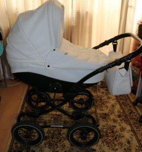Универсальная коляска Tutis Classic New ЭКОКОЖА