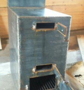 Печка для дома , гаража, или бани