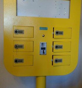Аппарат для зарядки телефонов, франшиза icharge