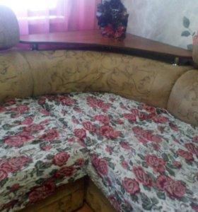 Угловой диван б. У