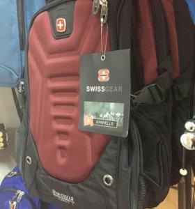 Рюкзаки красного цвета SwissGear