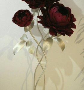Ростовые цветы Огромные цветы